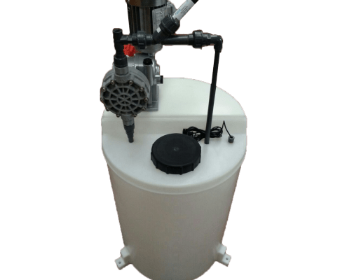 Dosing-tank